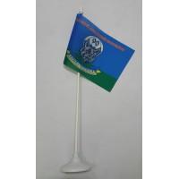Настільний прапорець 90й окремий десантний батальйон м.Костянтинівка