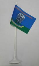 Флаг 90й окремий десантний батальйон м.Костянтинівка настольный флажок