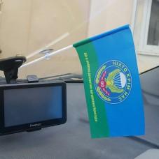 Купить Флажок в авто 80 бригада ВДВ в интернет-магазине Каптерка в Киеве и Украине