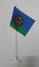 Настільний прапорець батальйону Фенікс 79-ї бригади ВДВ Миколаїв