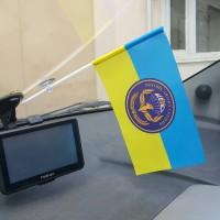 Автомобільний прапорець  Батальйон Фенікс (укр)