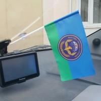 Автомобільний прапорець Батальйон Фенікс