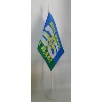 Настільний прапорець 25 бригада ВДВ ЗСУ