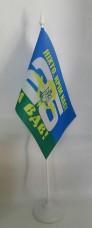 Купить Настільний прапорець 25 бригада ВДВ ЗСУ в интернет-магазине Каптерка в Киеве и Украине