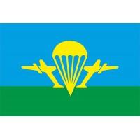 Флаг ВДВ Украина флаг без надписей