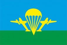 ВДВ Украина флаг без надписей