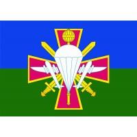 Прапор ВДВ України офіційний (попередній варіант)