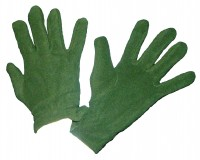 Перчатки флисовые олива