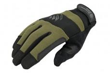 Тактические перчатки Armored Claw Kevlar Nomex olive
