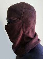 Купить Балаклава флисовая BROWN. Комфорт холод ** в интернет-магазине Каптерка в Киеве и Украине