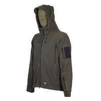 Куртка флисовая M-Tac Division олива хаки