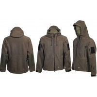 Куртка флисовая M-Tac WindBlock Division олива
