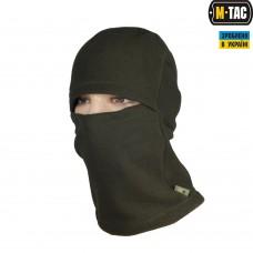 Купить Балаклава флисовая олива М-ТАС Комфорт холод ** в интернет-магазине Каптерка в Киеве и Украине