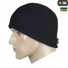 Шапка флисовая M-TAC WATCH CAP черная 330гм. Комфорт холод ****