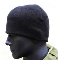Шапка флисовая Patrol black (черная) Специальная Цена Комфорт холод **