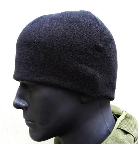 Купить Шапка флисовая Patrol black (черная) Комфорт холод     в интернет- a082793535e35