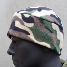 Купить Шапка флисовая камуфляж. Комфорт холод **  в интернет-магазине Каптерка в Киеве и Украине