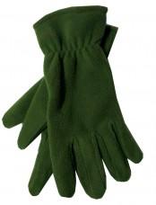 Перчатки флисовые зеленые СЕЗОННАЯ СКИДКА 20%