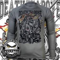 Реглан Артилерія DEATH from ABOVE (Grey) Coolmax