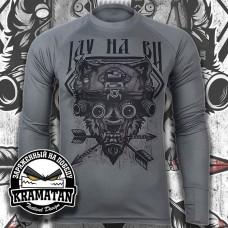 Реглан ІДУ НА ВИ (Grey) Coolmax