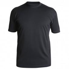 Черная футболка кулмакс