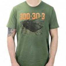 Футболка 300-30-3 САУ Гвоздика 2С1 хакі