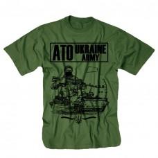 Футболка ATO Ukraine Army Акція!