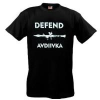 Футболка DEFEND AVDIIVKA