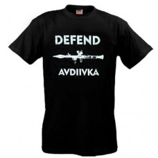 Футболка DEFEND AVDIIVKA