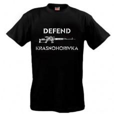 Купить Футболка DEFEND KRASNOHORIVKA Акція! в интернет-магазине Каптерка в Киеве и Украине
