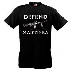 Футболка DEFEND MAR'INKA