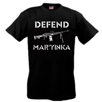 Футболка DEFEND MAR'INKA Акція!