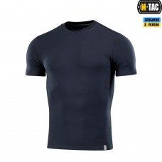 Футболка темно синя M-TAC 93/7 DARK NAVY BLUE