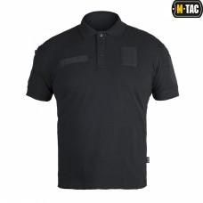 Поло M-TAC BLACK 100% хлопок Широкие размеры АКЦИЯ