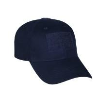 Бейсболка M-TAC темно-синя з липучками для патчів