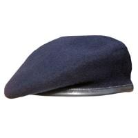 Берет т.синій безшовний Navy Blue British Army Beret