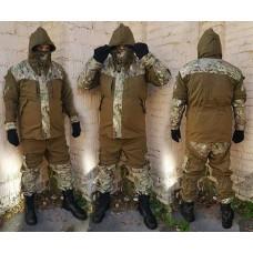 Зимняя Горка 3 подстежка флис Накладки мультикам