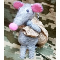 М'яка іграшка Тиловий Щур