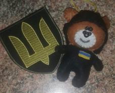 Купить М'яка іграшка Місько Танкист в интернет-магазине Каптерка в Киеве и Украине