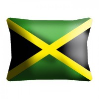 Декоративна Подушка Прапор Ямайка
