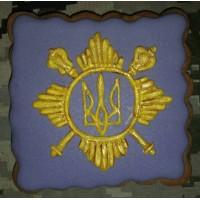 Пряник сувенірний знак Президентського полку