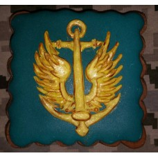 Пряник сувенірний знак Морська Піхота