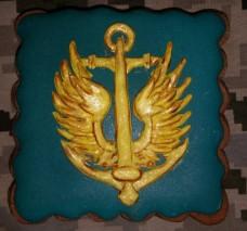Купить Пряник сувенірний знак Морська Піхота Акція! в интернет-магазине Каптерка в Киеве и Украине