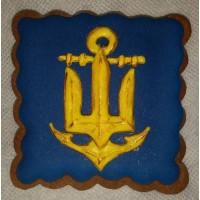 Пряник сувенірний знак ВМС