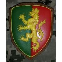 Пряник сувенірний 24 Королівська Бригада