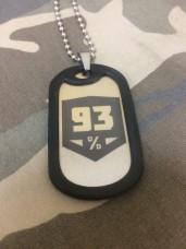 Жетон 93%