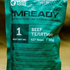 М'ясні консерви I'MREADY - яловичина у власному соку Розпродаж