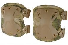 Наколінники Ultimate Tactical камуфляж A-TACS FG АКЦІЯ