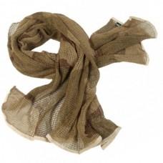 Маскувальна сітка-шарф Mil-tec Desert