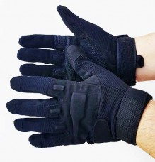 Тактические перчатки BLACK